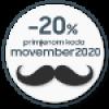 20% popusta na asortiman osobne njege za muškarce