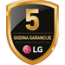 LG 5 god. garancije