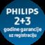 5 god. garancije na Philips Eco usisivače