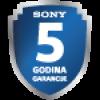 Sony 5 godina garancije