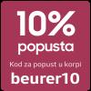 Kod za popust beurer10