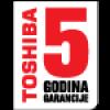 Toshiba 5 god garancije