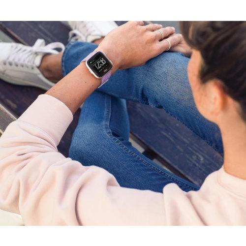 Sat Fitbit Versa FB505RGLV SE Lavander Woven