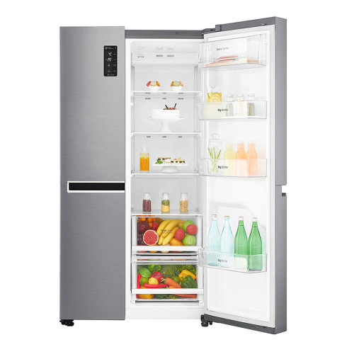Side by Side frižider LG GSB760PZXV