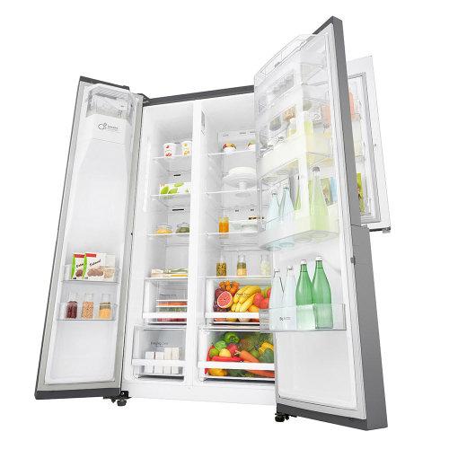 Side by Side frižider LG GSJ760PZXV