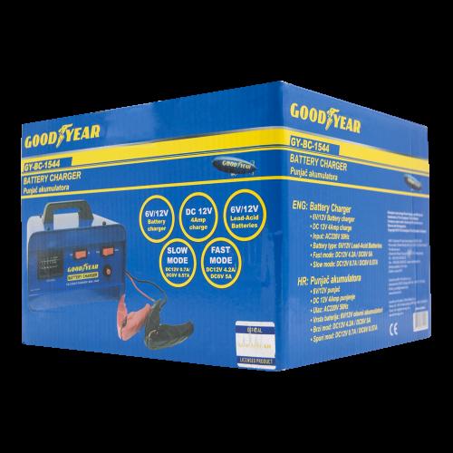 GoodYear punjač akumulatora GY-BC-1544