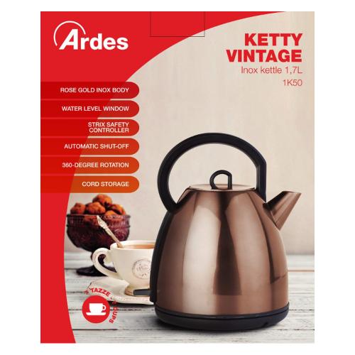 Kuhalo za vodu Ardes AR1K50