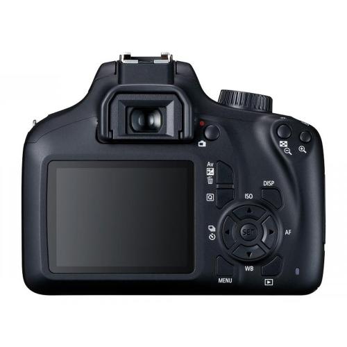 Fotoaparat Canon EOS 4000D BK 18-55 SEE