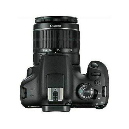 Fotoaparat Canon EOS 2000D BK 18-55 IS SEE