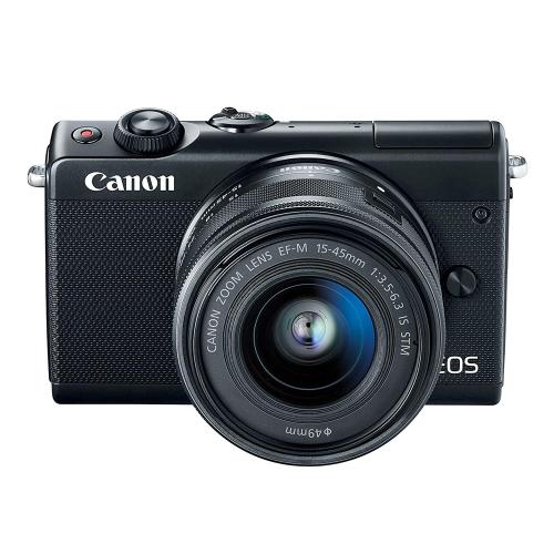 Fotoaparat Canon EOS M100 BK 15-45