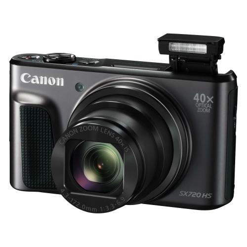 Fotoaparat Canon PShot-SX720HS BK