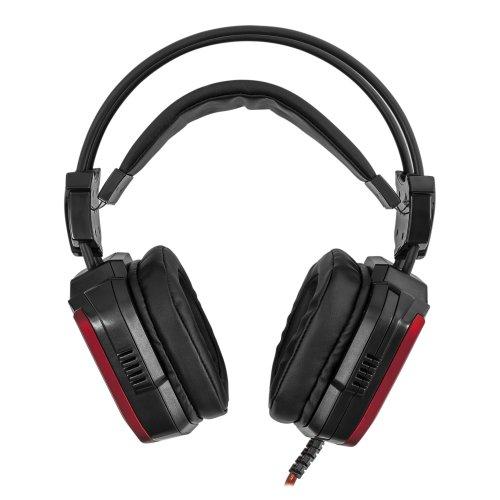 Slušalice sa mikrofonom White Shark GH-1843 PUMA Crno/Crvene