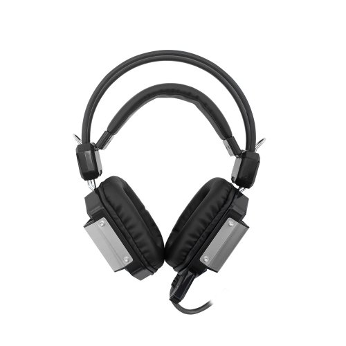 Slušalice sa mikrofonom White Shark GH-1946 JAGUAR-7.1 Crno/Srebrne