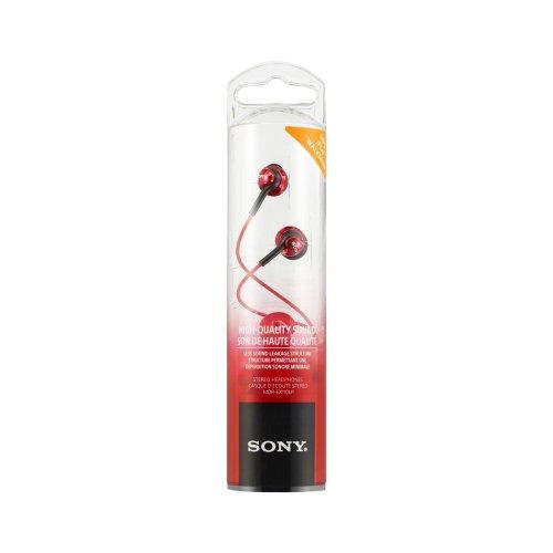Slušalice Sony MDR-EX110LPR.AE