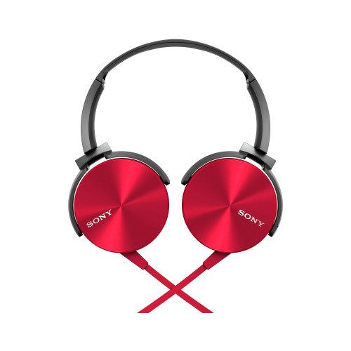 Slušalice Sony MDR-XB450APR.CE7