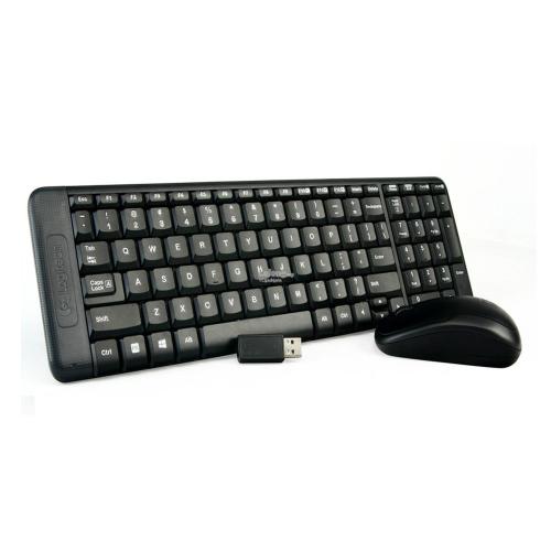 Tastatura + miš Logitech MK220 bežični