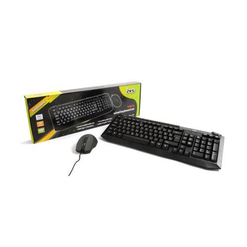 Tastatura + miš MSI THETA žičani