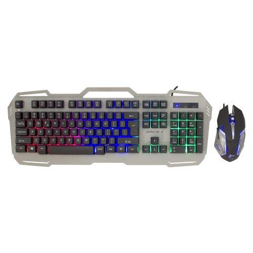 Tastatura + miš White Shark GMK-1901 APACHE-2 - Combo