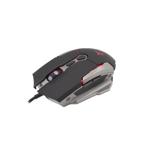 Miš White Shark GM-1804 UMETHON Crni / 3200 dpi