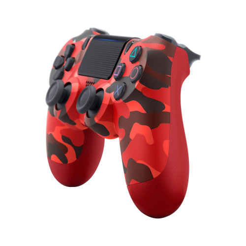 Play Station 4 Dualshock Controller v2 Red Camouflage