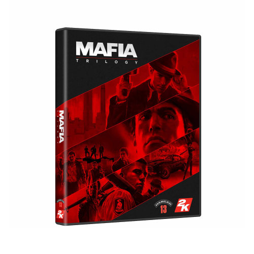 Igra za PS4 Mafia Trilogy PS4