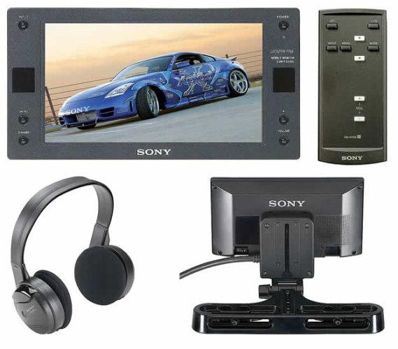 "Monitor za auto 6.5"" Sony XVM F65"
