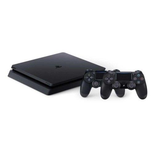 PlayStation 4 500GB F Chassis Black + FIFA 21 + FUT VCH + PS Plus 14dana + Dualshock Controller v2