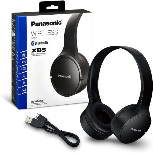 Bežične slušalice Panasonic RB-HF420BE-K