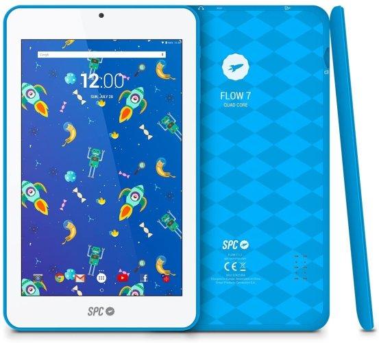 "Tablet SPC Flow 7"" Blue"
