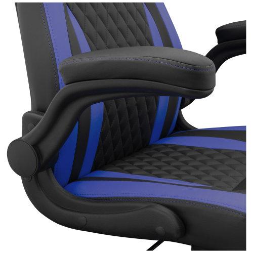 Stolica za gaming White Shark DERVISH Crno/Plava