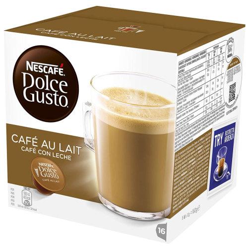 Kapsule Nescafe Dolce Gusto Cafe Au Lait 160g