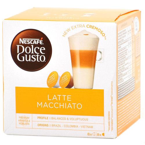 Kapsule Nescafe Dolce Gusto Latte Macchiato 183.2g