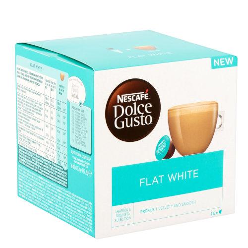 Kapsule Nescafe Dolce Gusto Flat White 187.2g