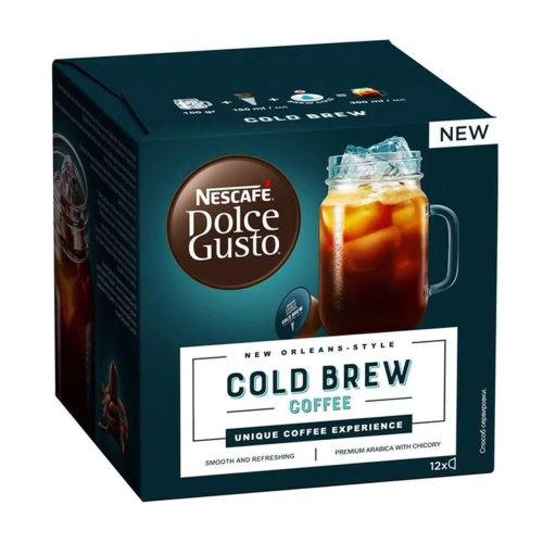 Kapsule Nescafe Dolce Gusto Cold Brew 116.4g