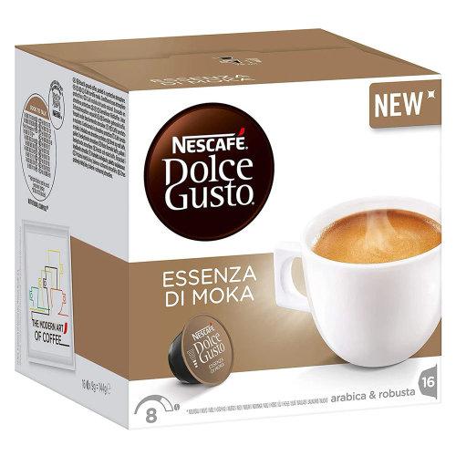Kapsule Nescafe Dolce Gusto Coffee Moka 144g