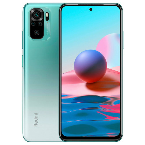 Mobitel Xiaomi Redmi Note 10 4/128 Lake Green