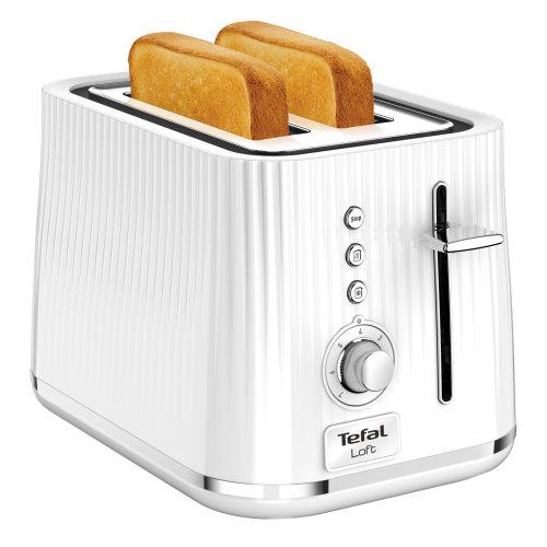 Toster Tefal TT761138 Loft Bijeli