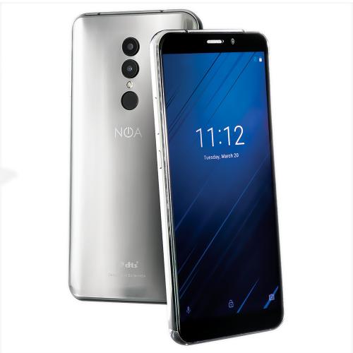 """Mobitel Noa 5.5"""" N1 silver"""