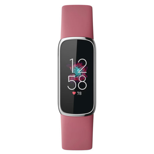 Fitness Tracker Fitbit Luxe FB422SRMG Platinum/Orchid