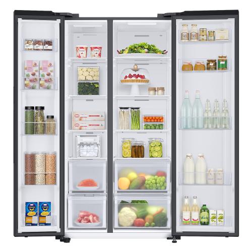 Side by Side frižider Samsung RS66A8100B1/EF