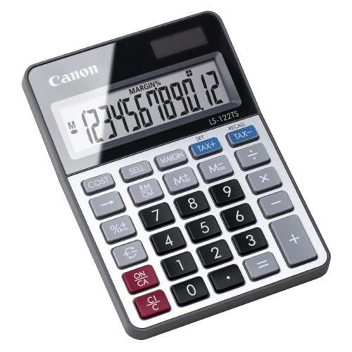 Kalkulator Canon LS-122TSDBL