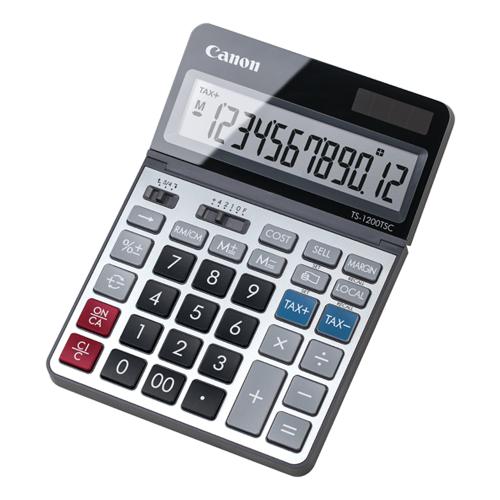 Kalkulator Canon TS-1200TSCDBL