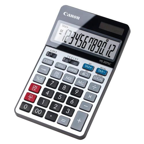 Kalkulator Canon HS-20TSCDBL