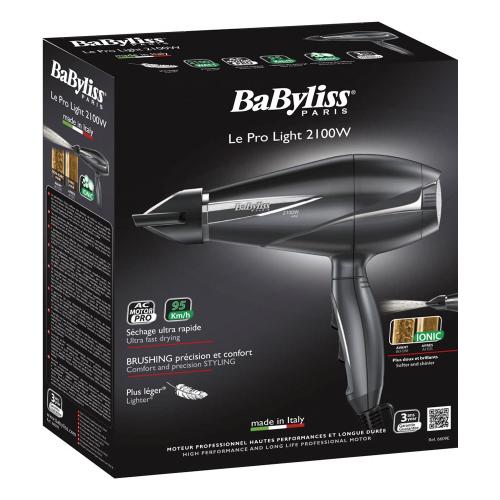 Fen BaByliss 6609E Le Pro Light