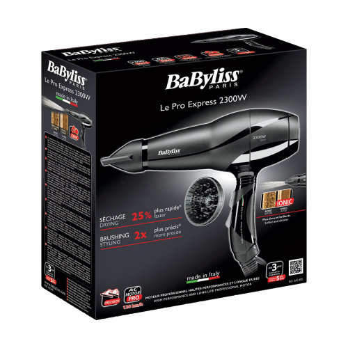 Fen BaByliss 6614DE Le Pro Express
