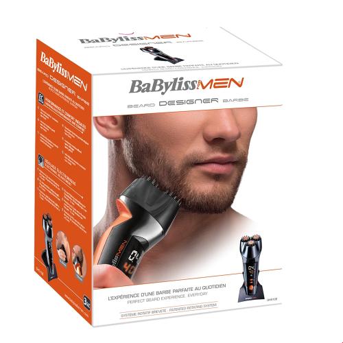 Trimer za bradu BaByliss SH510E Designer