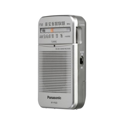 Radio Panasonic RF-P50DEG-S