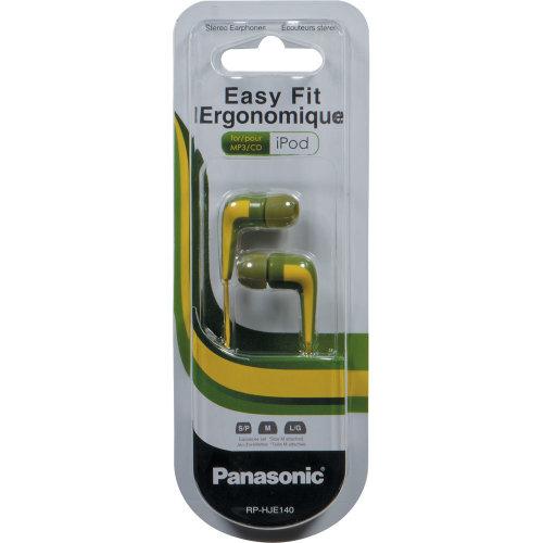 Slušalice Panasonic RP-HJE140E-G