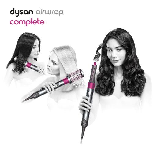 Styler Dyson Airwrap Complete Nickel/Fuchsia