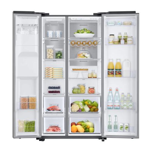 Side by Side frižider Samsung RS68N8240S9/EF